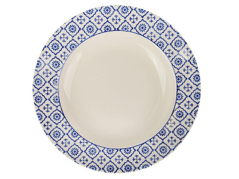 Тарелка глубокая Lefard Сюзанна 24 см, 910-115