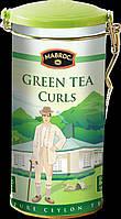 Чай Маброк Зелёные Кольца  200 гр (Ж/Б)