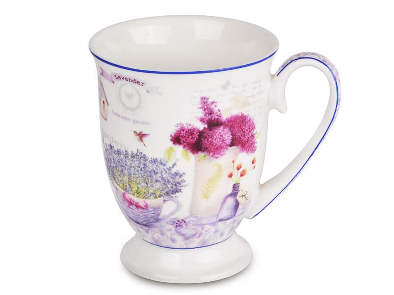 Чашка Lefard Лаванда 320 мл , 924-242