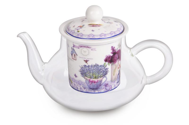 Чайник заварочный Лаванда 400 мл, 924-267