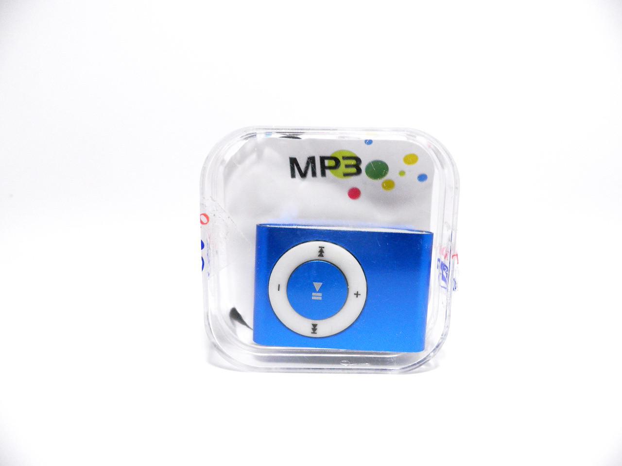 MP3-плеер Slim Blue