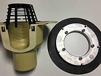 Основні відмінності водостічних воронок для плоскої покрівлі.