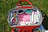 Уникальный рюкзак для мам оригинал с креплением на коляску. Умный органайзер. Стильный дизайн., фото 4