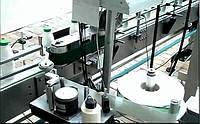 Машина этикетировочная для нанесения самоклеющейся этикетки