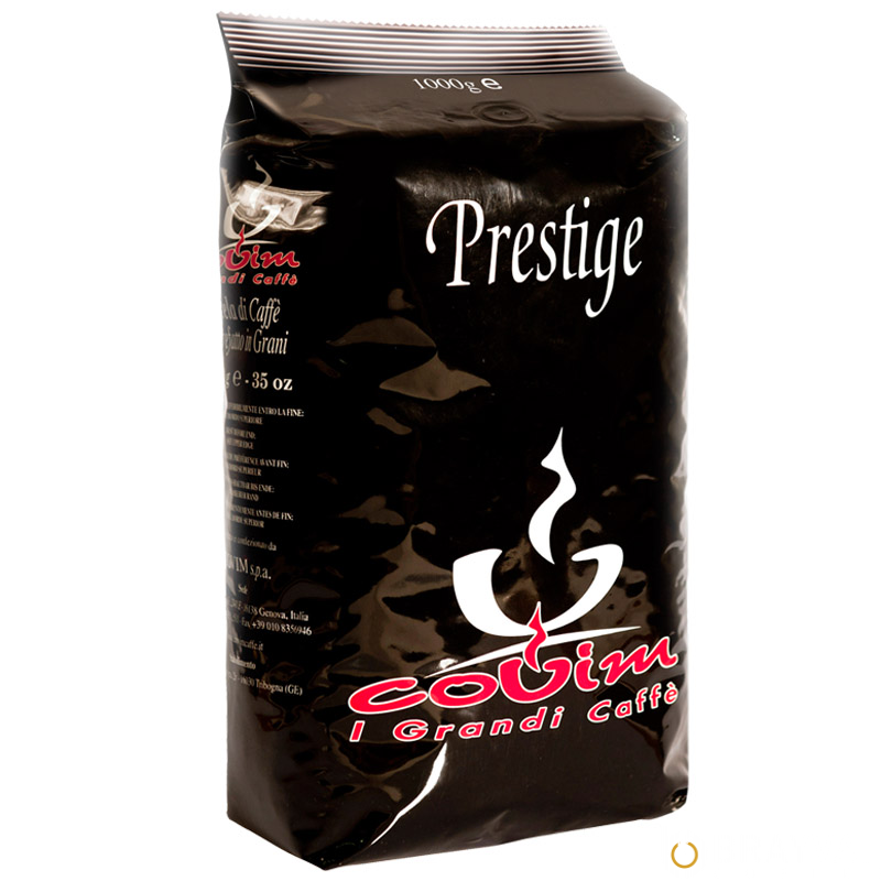 Кофе в зернах COVIM Prestige 1 кг