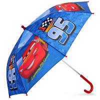 Зонтик детский для мальчиков Disney оптом. {есть:Один размер}