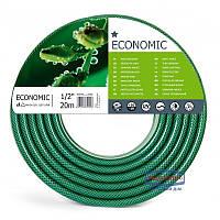 "Шланг для полива Cellfast 1/2"", 20м Economic зеленый"
