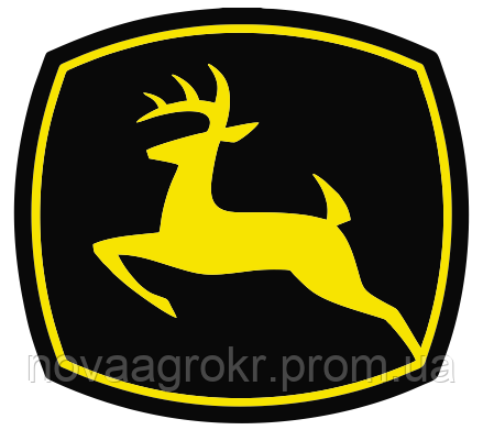Наклейка John Deere Logo