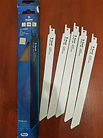 Полотна для шабельних пив S1122EF (біметал) 225mm/1.4 mm