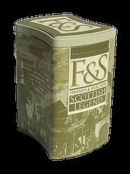 Чай F&S - черный Легенда Шотландии  200 г ж\б