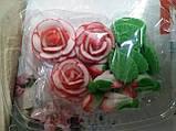 """Набір """"Букет троянд"""" БІЛІ, фото 5"""