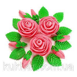 """Набір """"Букет троянд"""" РОЖЕВІ"""