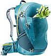 Рюкзак туристический Deuter Futura 28 3400518 3388, 28л. голубой, фото 6