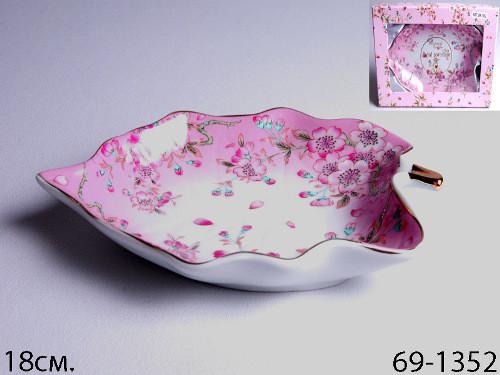"""Блюдо """"сакура"""" 18 см, Lefard, 69-1352"""