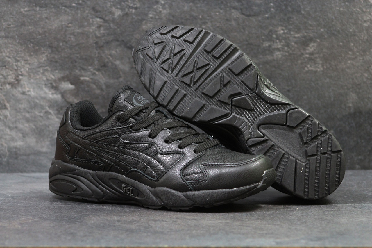 Кроссовки Мужские Черные Asics Gel-Diablo 5658 — в Категории ... f76e3b57777