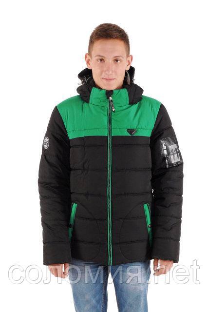 7a9eca9b6a4 Модная и Очень тёплая зимняя куртка для подростков 36-46р   продажа ...