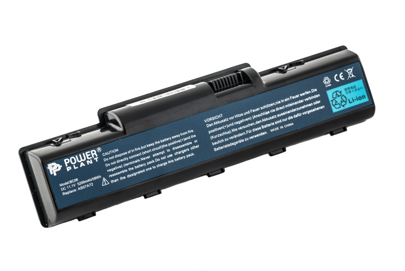 Аккумулятор PowerPlant для ноутбуков ACER Aspire 4710 (AS07A41, AC4310