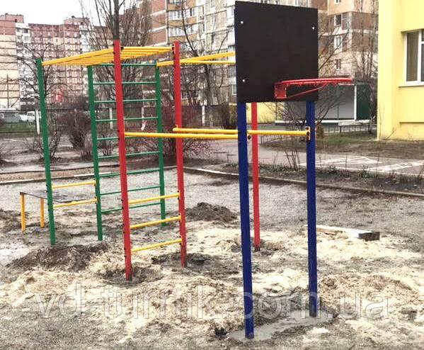 "Спортивный комплекс ""Плэй Граунд -3"""