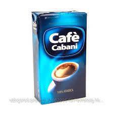 Кофе молотый Cafe Cabani 250гр.
