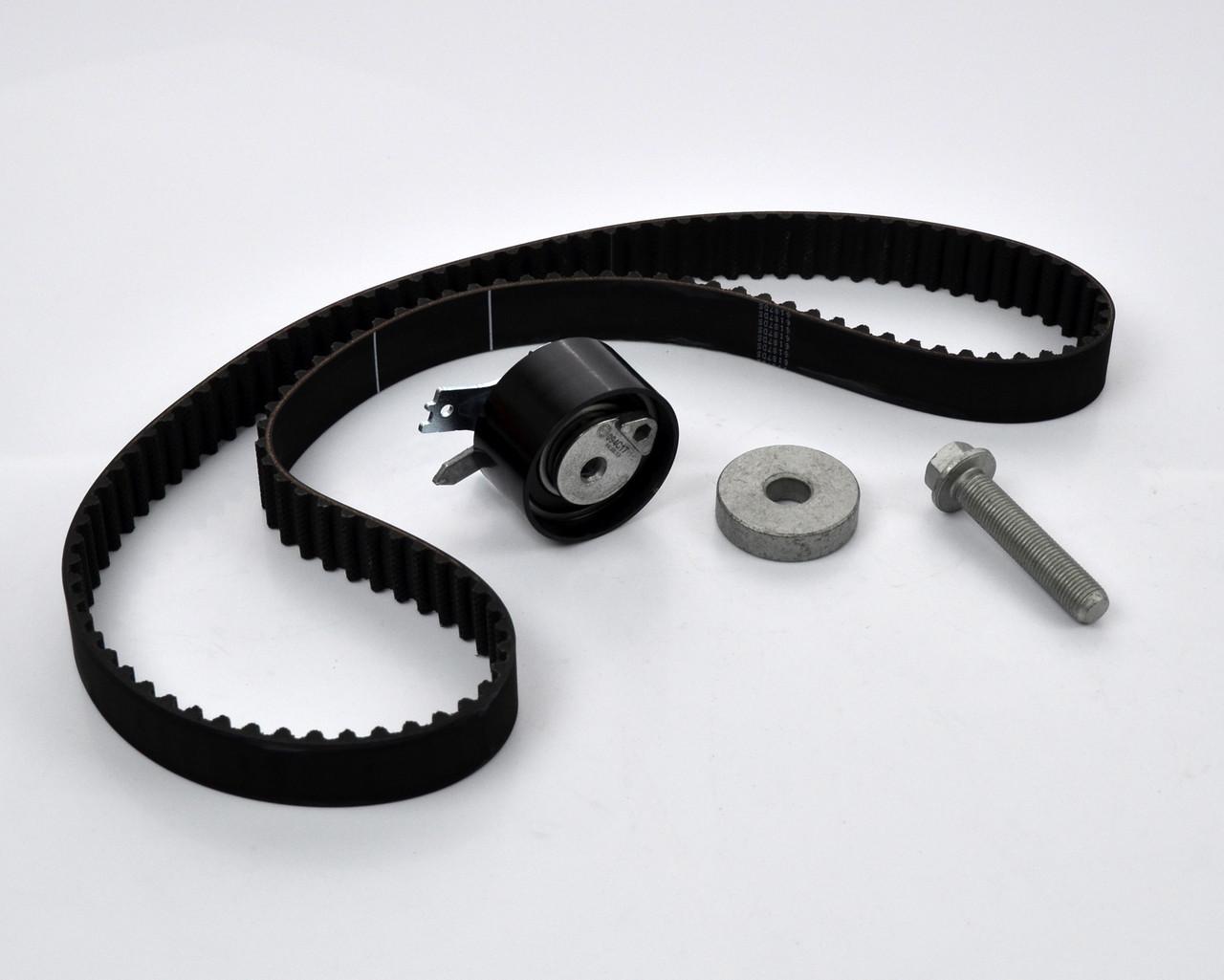 Комплект натягувач + ремінь ГРМ на Renault Scenic III - Renault (Оригінал) - 7701477028