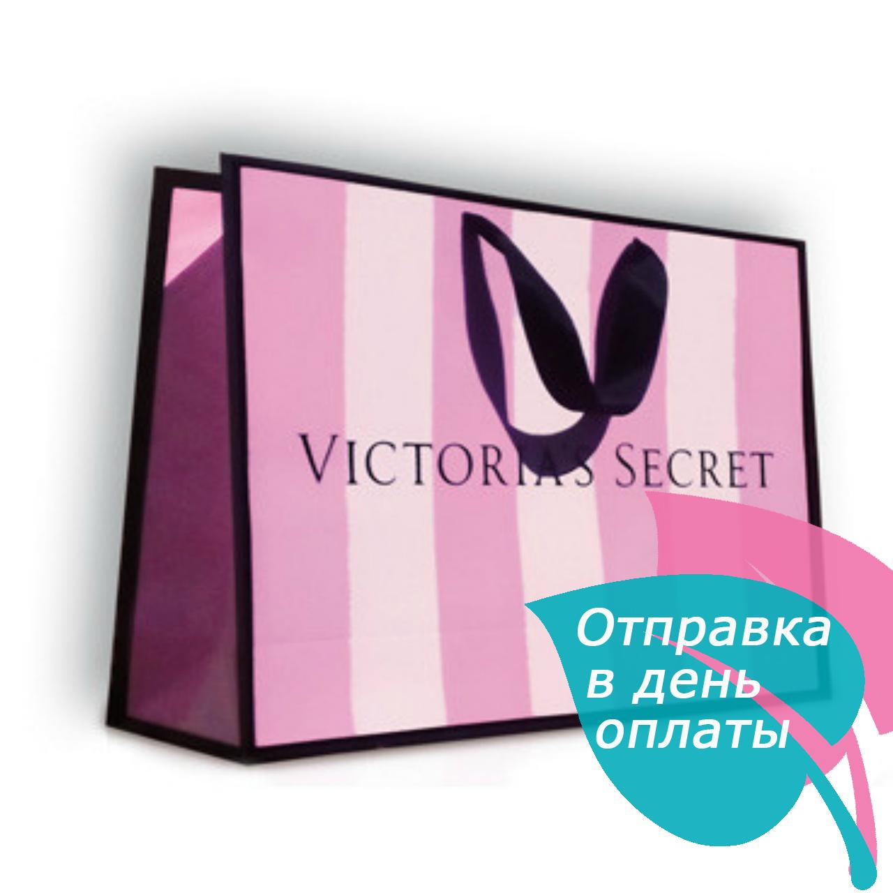 0a684204e101f Подарочный пакет Victoria's Secret, стандартный размер -  Mir-kosmetik.com.ua в