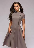 Оригинальное платье с молнией  PR8, фото 1