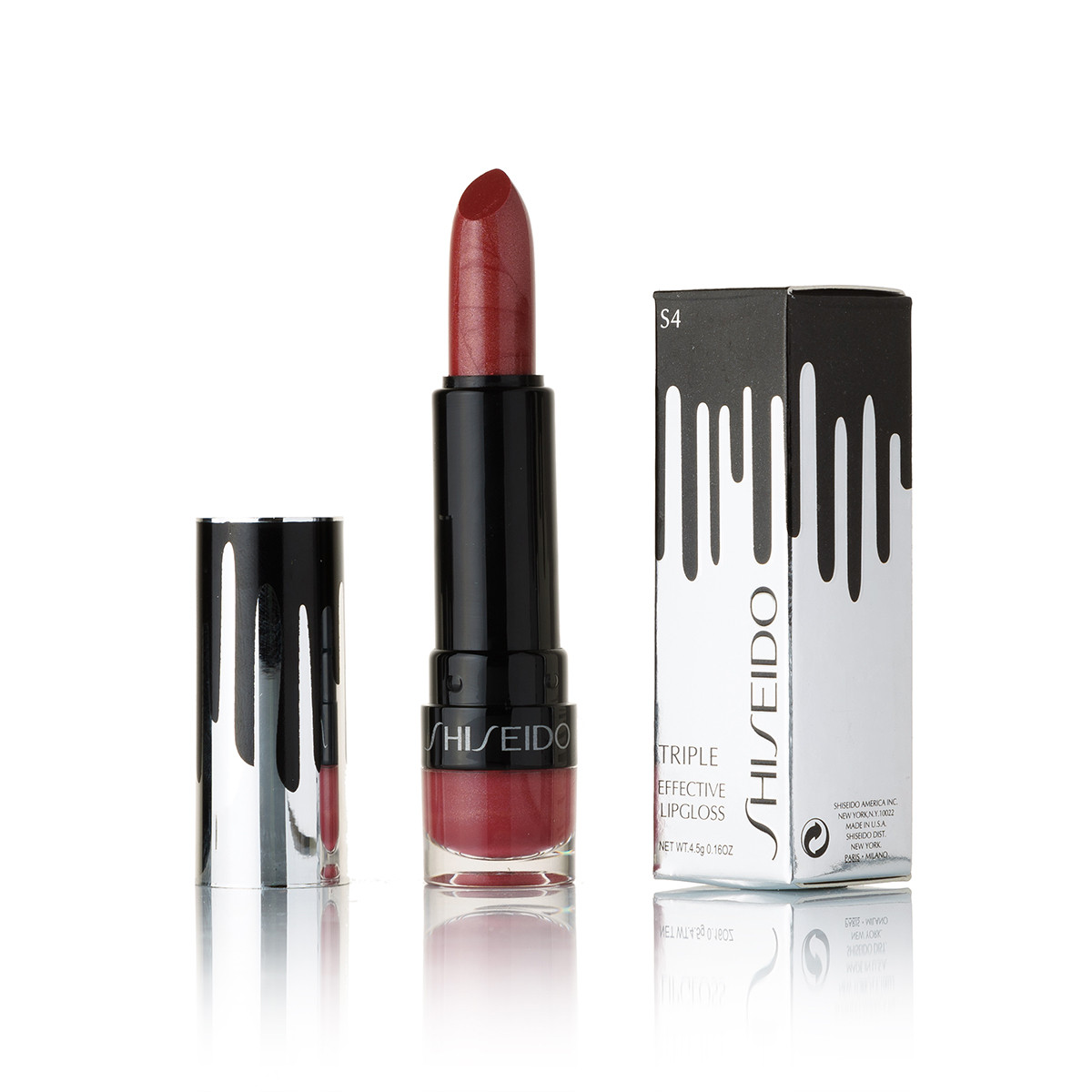 Помада Shiseido Triple Effective Lipgloss ( Палитра С - 12 шт) 29
