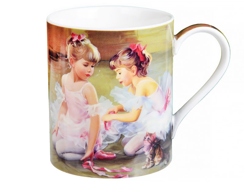 """Чашка """"Балерины"""" 380 мл, Lefard, 924-222"""