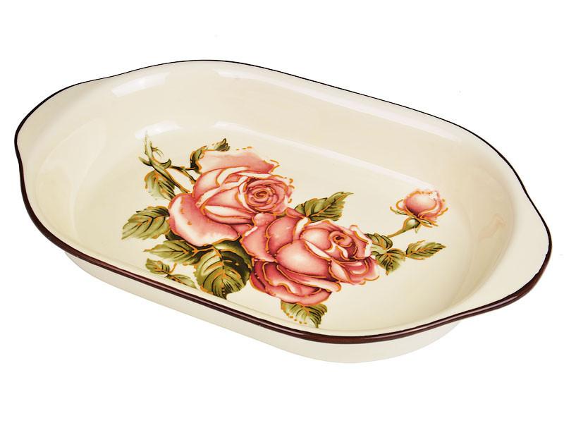 """Блюдо для запекания """"Корейская роза"""", Lefard, 358-792"""