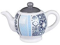 "Чайник заварочный ""Синяя мозаика"", 730 мл, Lefard, 358-776"
