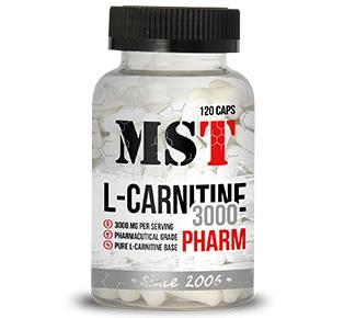 Карнитин MST L-Carnitine Pharm 90caps