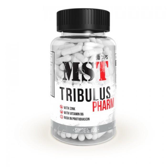 Повышение тестостерона MST Tribulus Pharm 90 caps