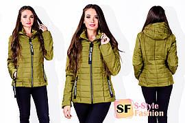 Демисезонная куртка BEST CLASSIC  44-50 р хаки