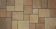 Плитка из камня песчаника ''Кратная 4-м''
