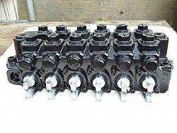 Гидрораспределитель Nordhydraulic RM-276 (Швеция)