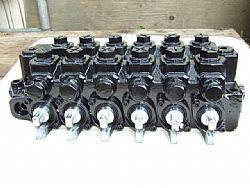 Гидрораспределитель Nordhydraulic RM-276 (Швеция), фото 2