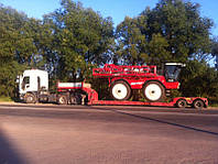 Перевозки сельскохозяйственной техники