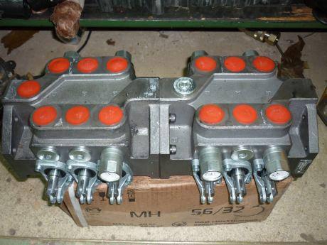 Гидрораспределитель Nordhydraulic RM-316 (Швеция), фото 2