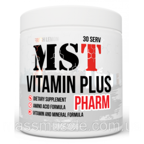 Вітамінний комплекс MST Vitamin Plus Pharm 210g