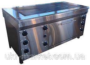 Плита шестиконфорочная с духовкой ЭПК-6ШБ эталон, фото 2