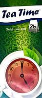 TIME TEA чай китайський зелений в пакет 25*1,5г