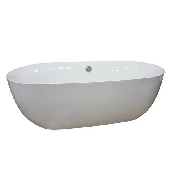 Ванна акриловая Veronis VP-175 170х80х58
