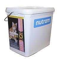 S1 Nutram Sound Balanced Wellness Kitten 5кг + ведро - корм для котят