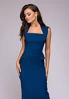Строгое платье футляр  PR12, фото 1