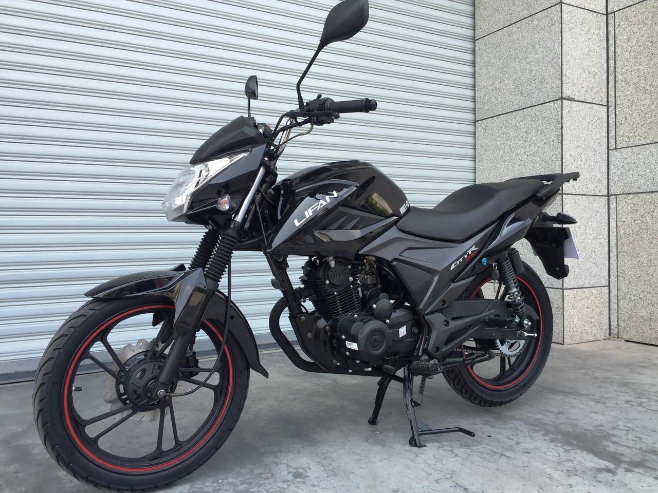 Дорожный мотоцикл Lifan 200 CiTyR (175 куб.см.)