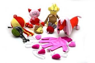 Іграшки для собак і кішок