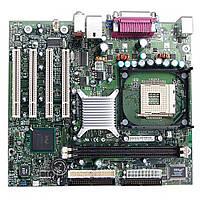 Материнская плата s478 Intel D845GLVA ( Intel 845GL, 2xDDR, 3xIDE, VGA ) бу