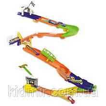Детский авто трек Хот Вилс Горный спуск, Downhill Dash Playset Hot Wheels