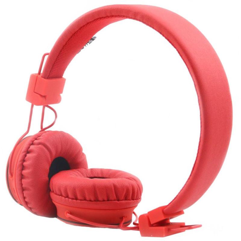 Беспроводные наушники с Bluetooth MDR NIA X2, красные