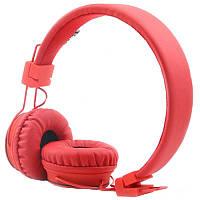 Беспроводные наушники с Bluetooth MDR NIA X2, красные, фото 1